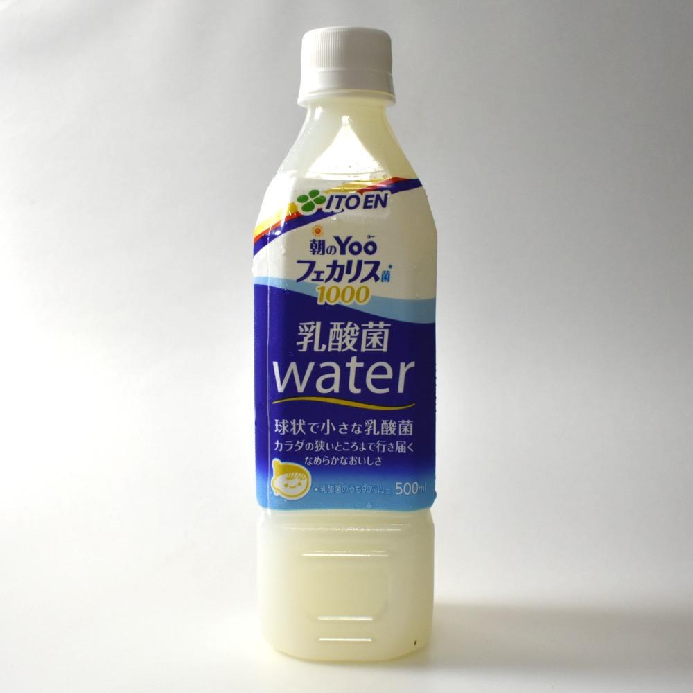伊藤園 朝のYooフェカリス菌1000 乳酸菌Water