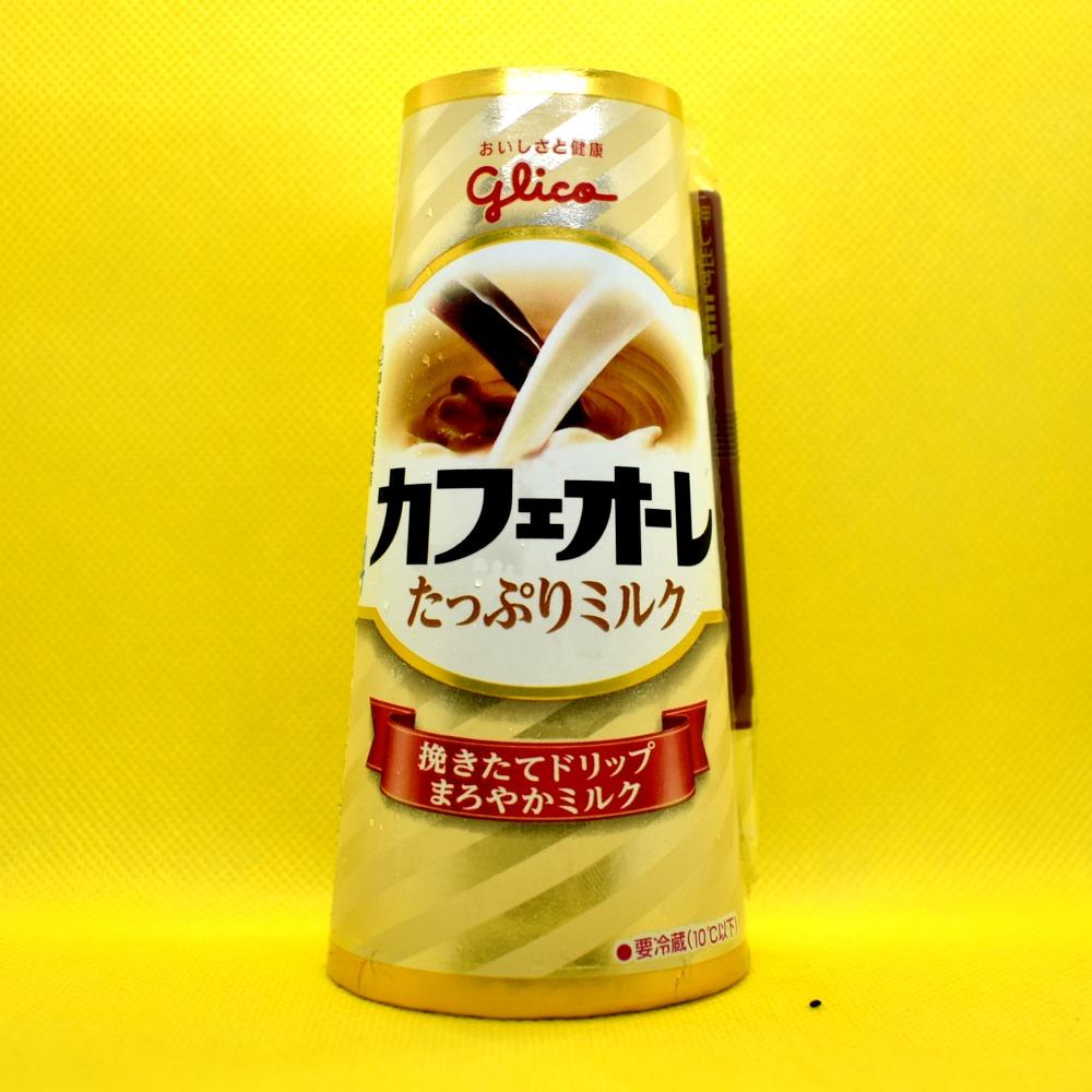 グリコ カフェオーレたっぷりミルク