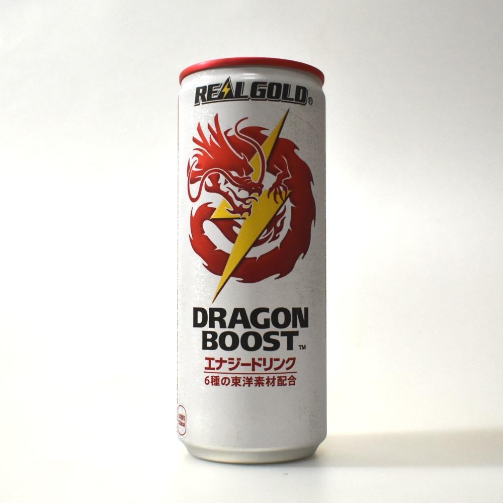 日本コカ・コーラ リアルゴールド ドラゴンブースト
