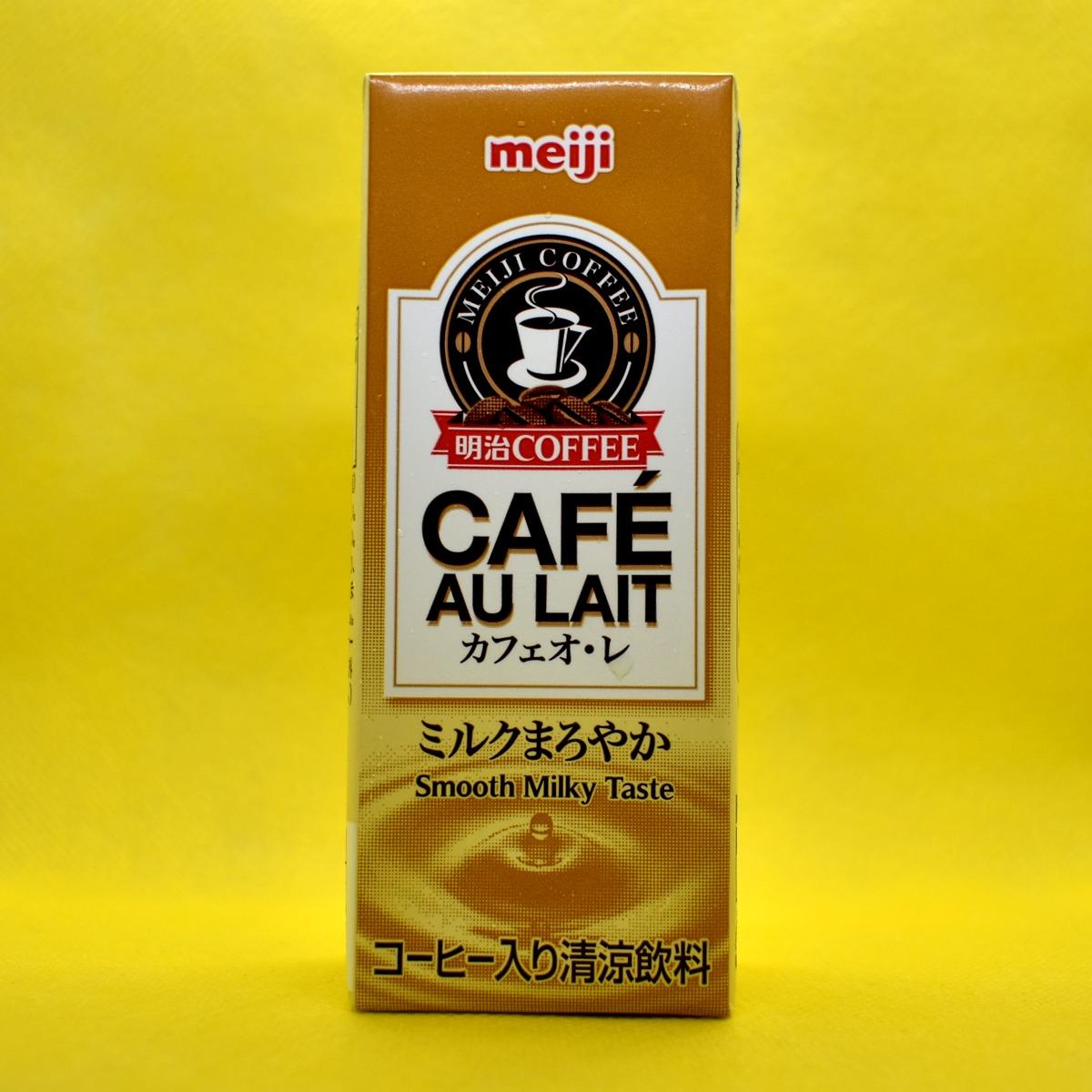 明治COFFEEカフェオ・レ