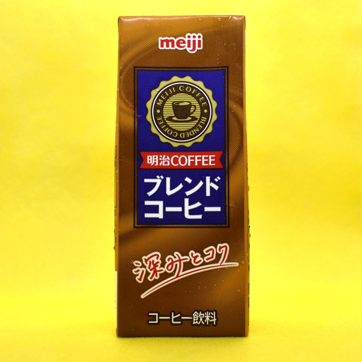 明治COFFEEブレンドコーヒー