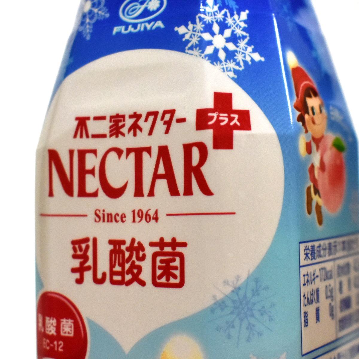 不二家ネクタープラス乳酸菌
