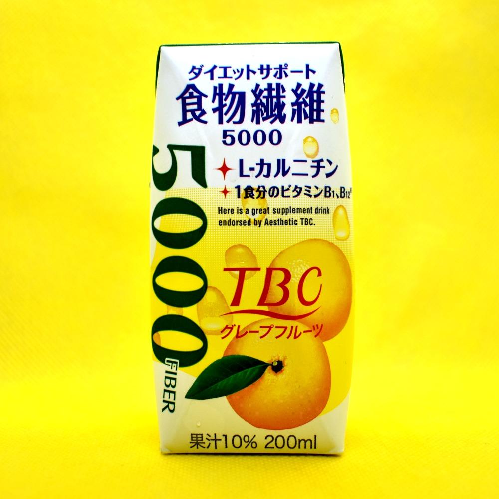TBCダイエットサポート食物繊維5000FIBER
