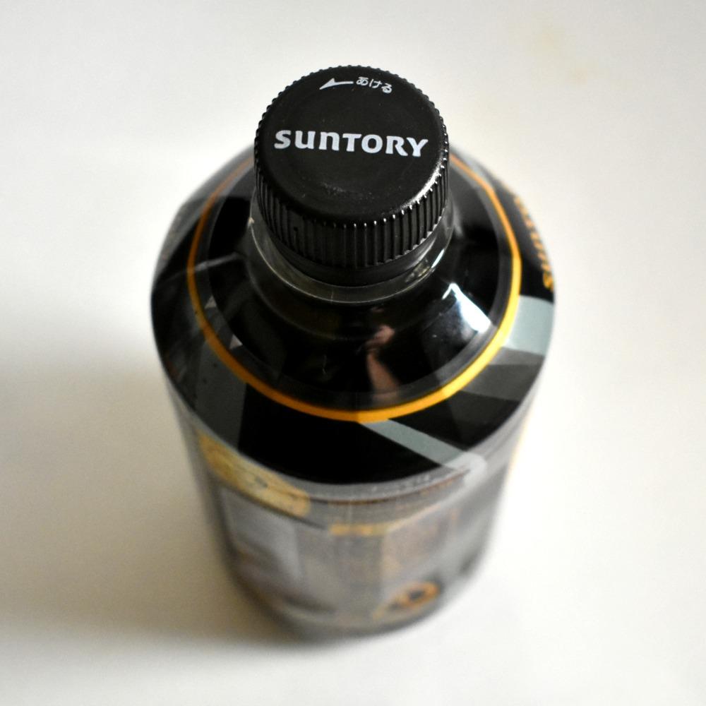 サントリー プレミアムボスブラック ペットボトル