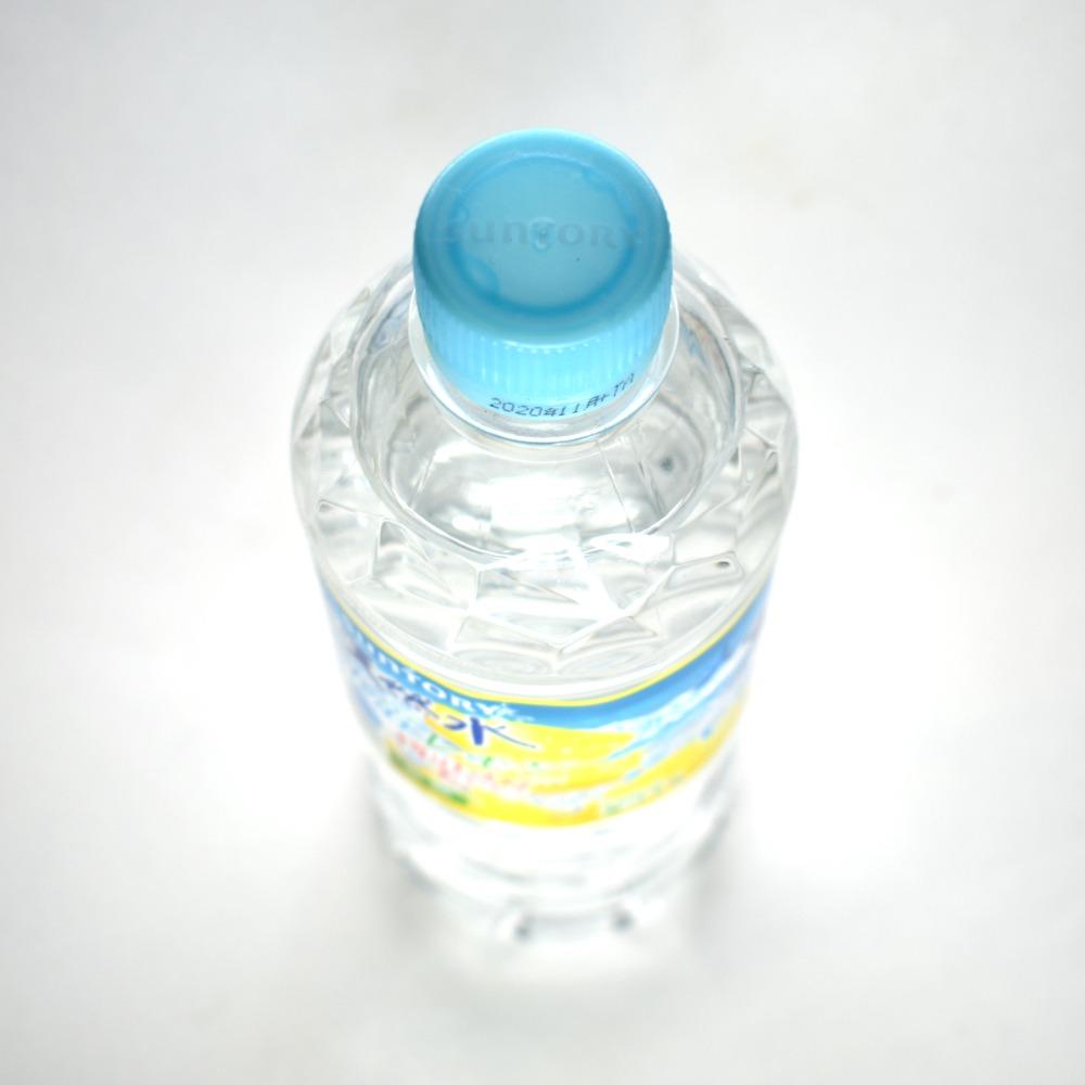 サントリー天然水 Clearレモン