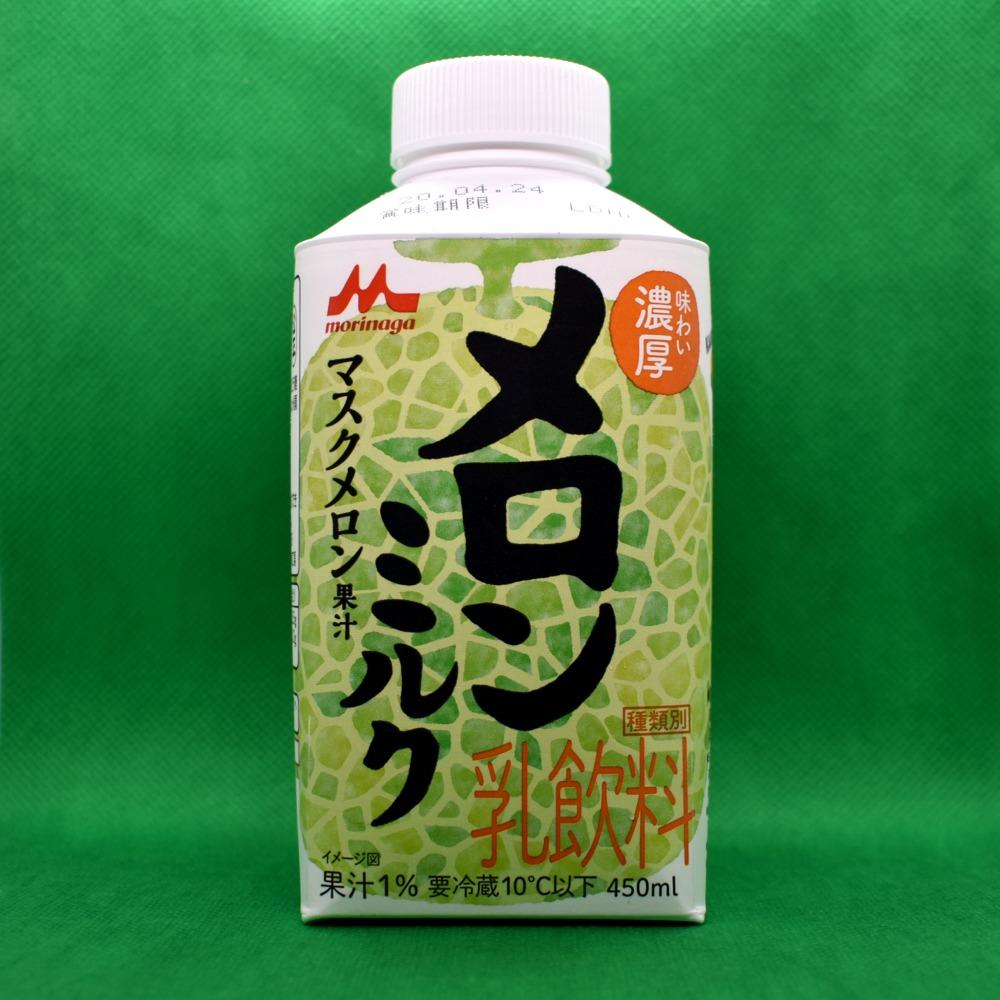 森永 メロンミルク