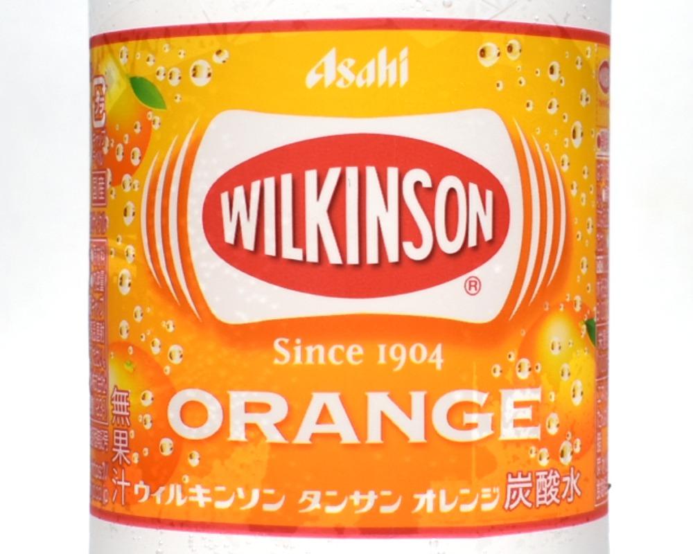 ウィルキンソン タンサン オレンジ
