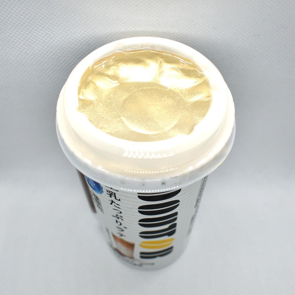 ドトールコーヒー生乳たっぷりラテ