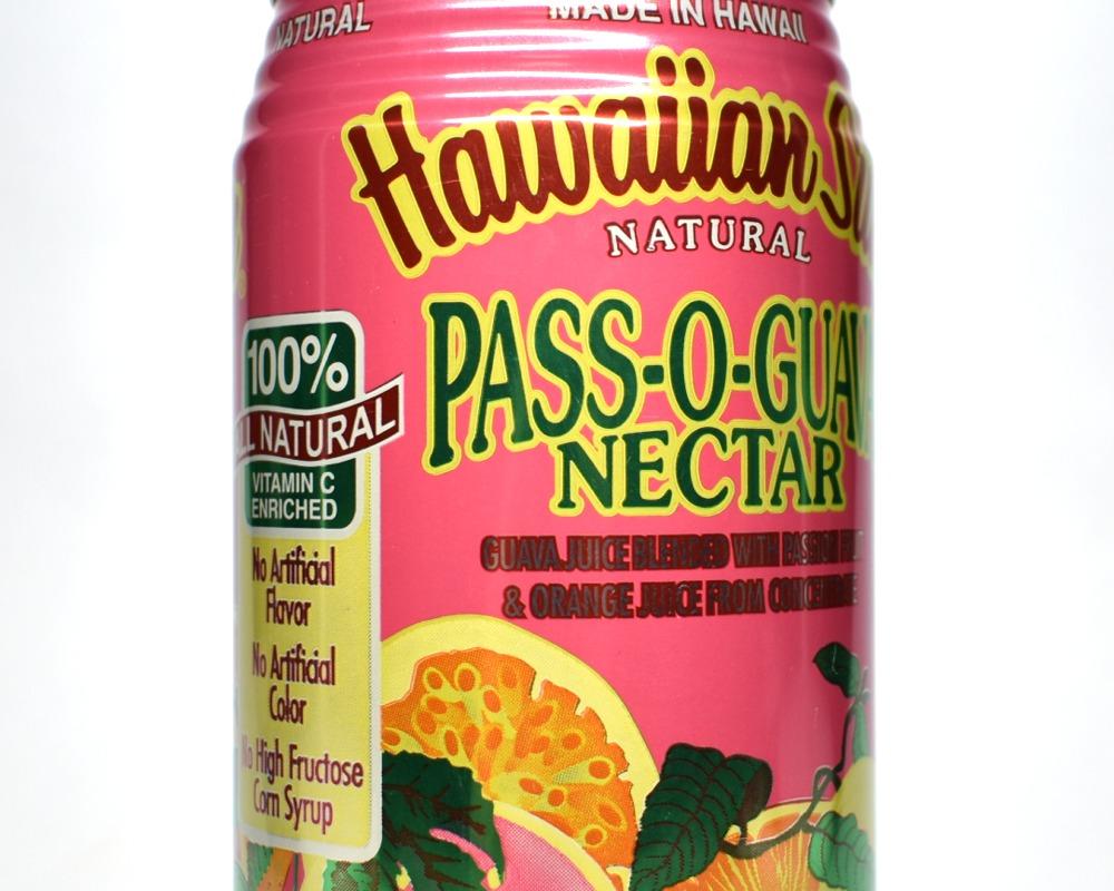 ハワイアンサン パス オ グァバネクター(Hawaiian Sun PASS-O-GUAVA NECTAR)