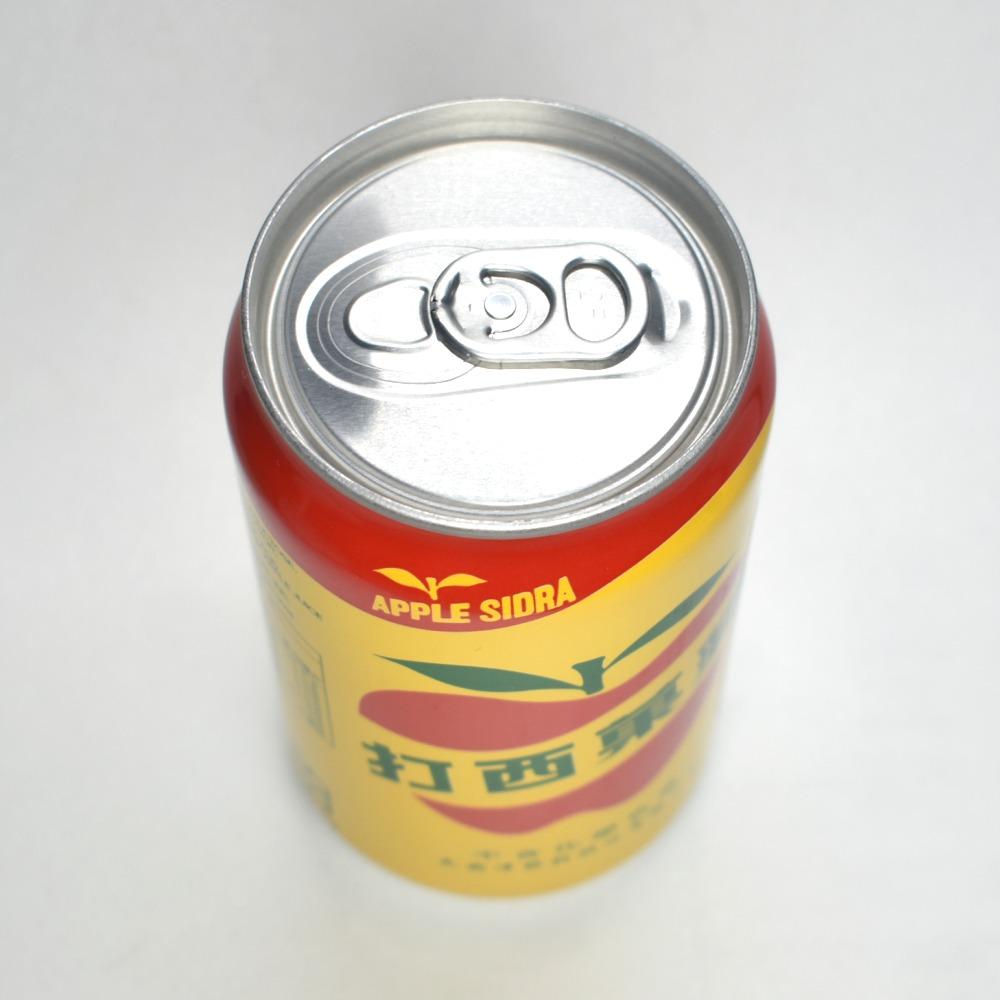 台湾のアップルサイダー「蘋菓西打・打西菓蘋」