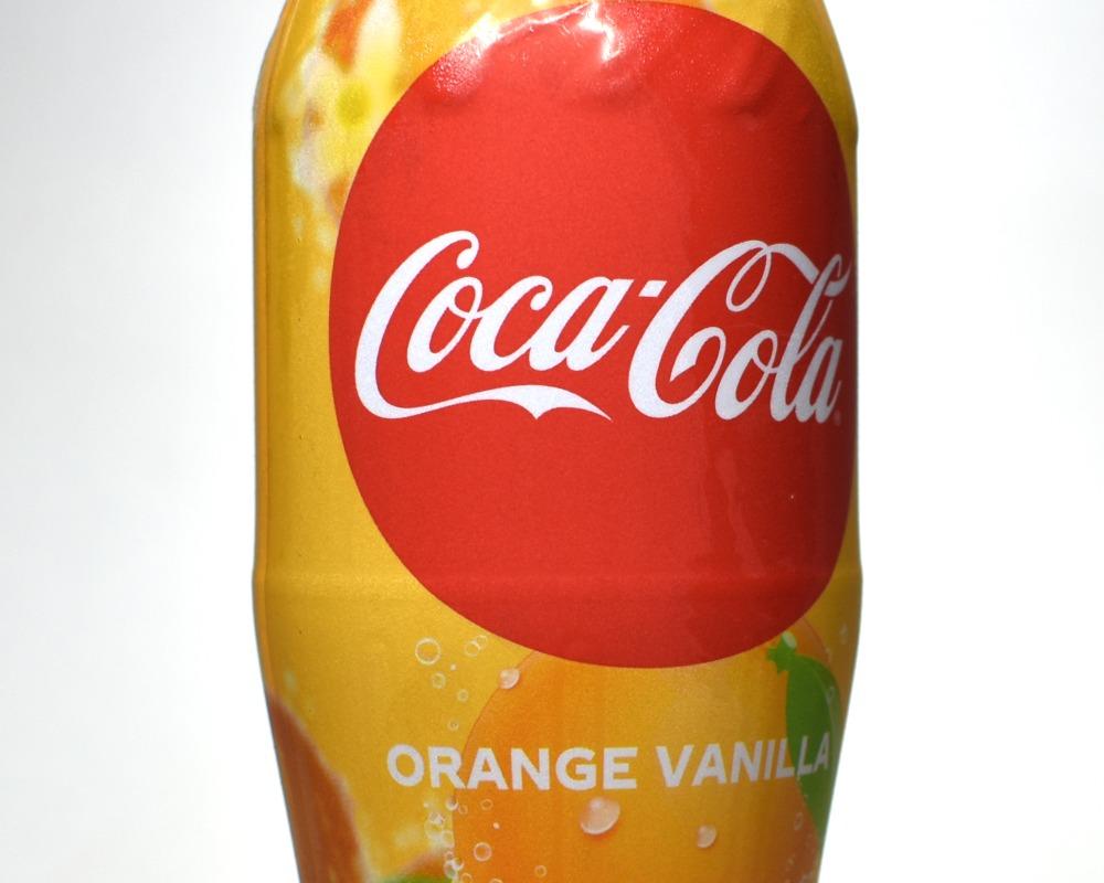 コカ・コーラ オレンジバニラ(Coca Cola ORANGE NANILLA)