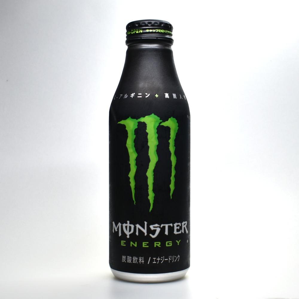モンスターエナジー500mlボトル缶(MONSTER ENERGY 500ml)の画像