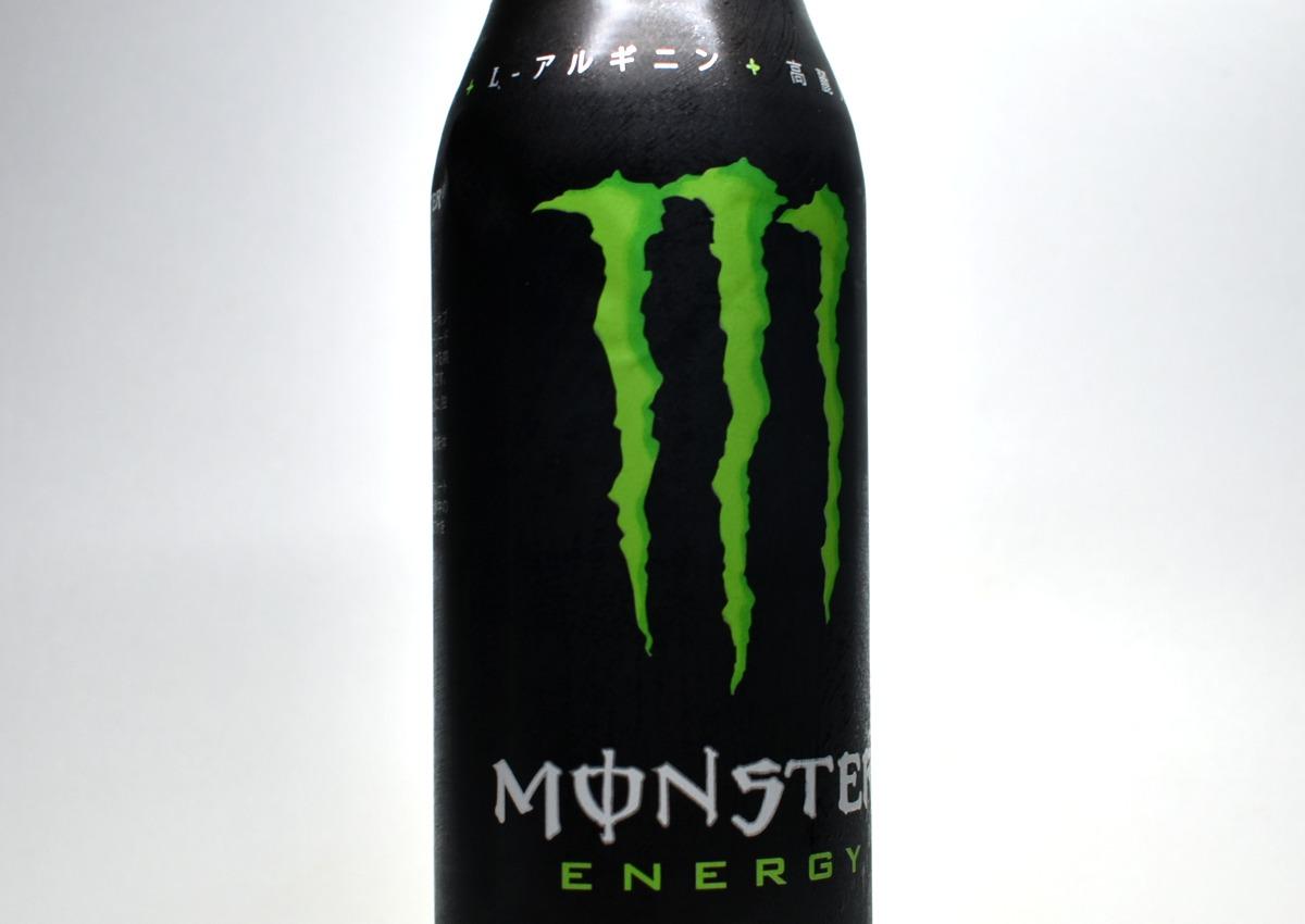 モンスターエナジー500mlボトル缶の画像
