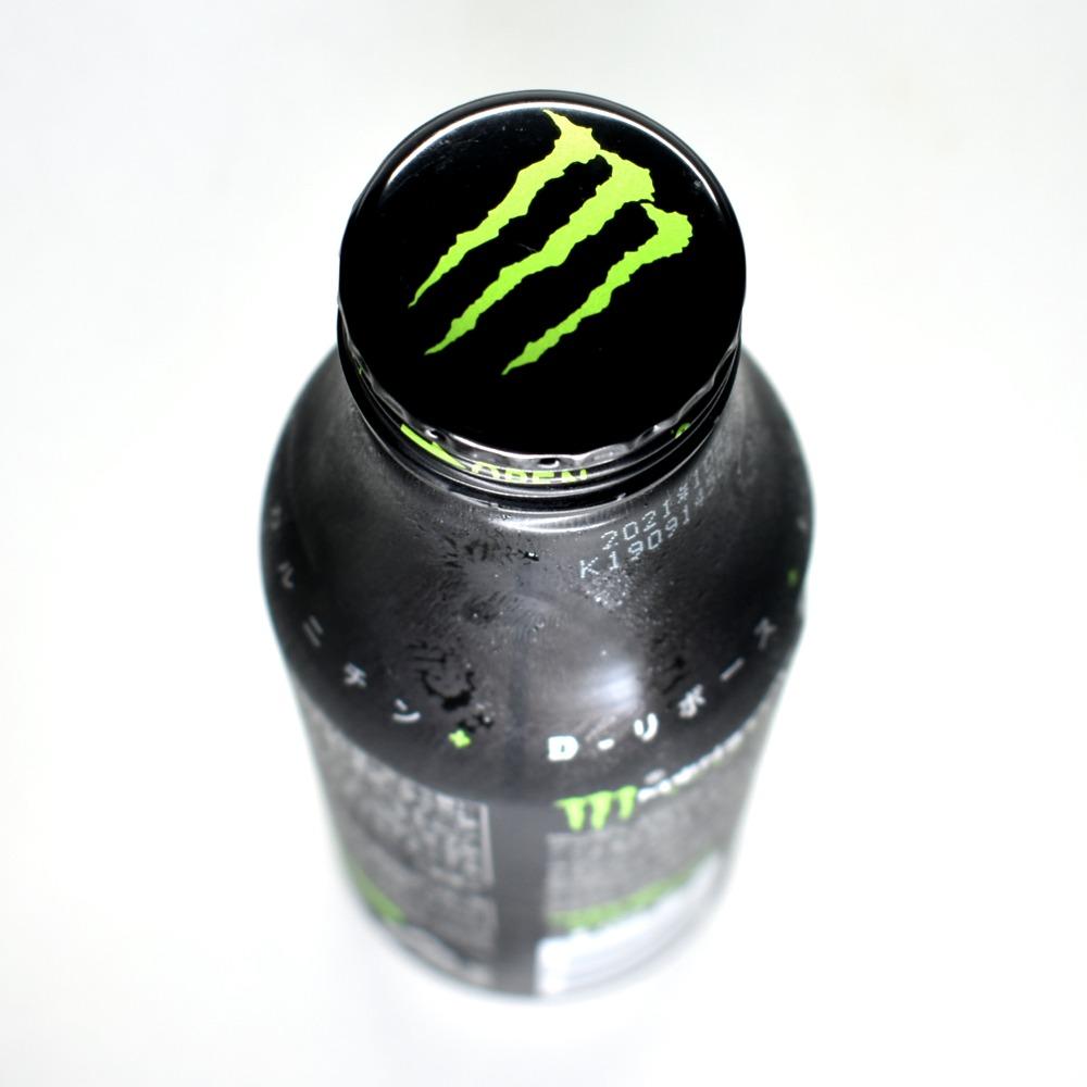 モンスターエナジー500mlボトル缶のフタ画像