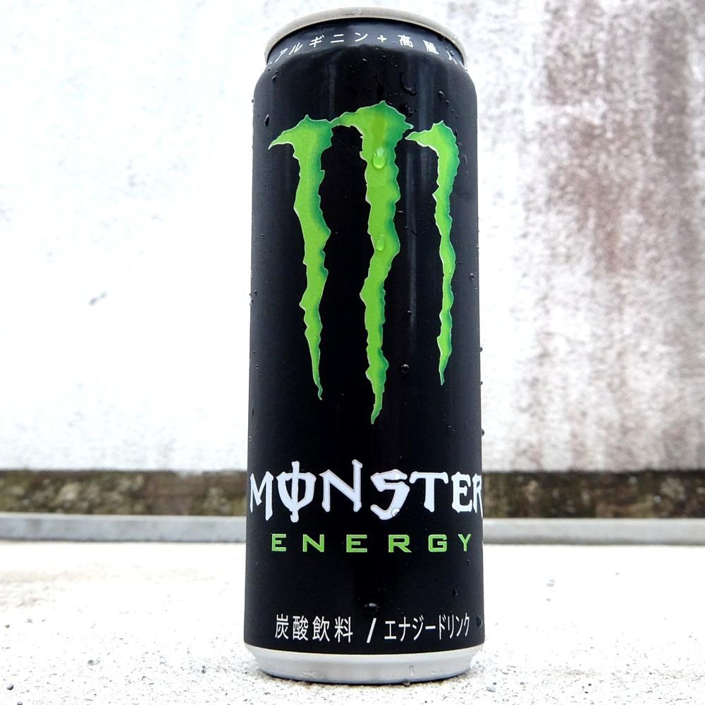 モンスターエナジー(MONSTER ENERGY)の画像