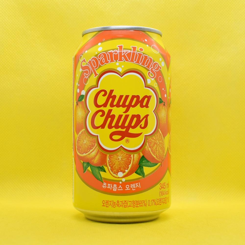 チュッパチャップス・オレンジ・スパークリング画像