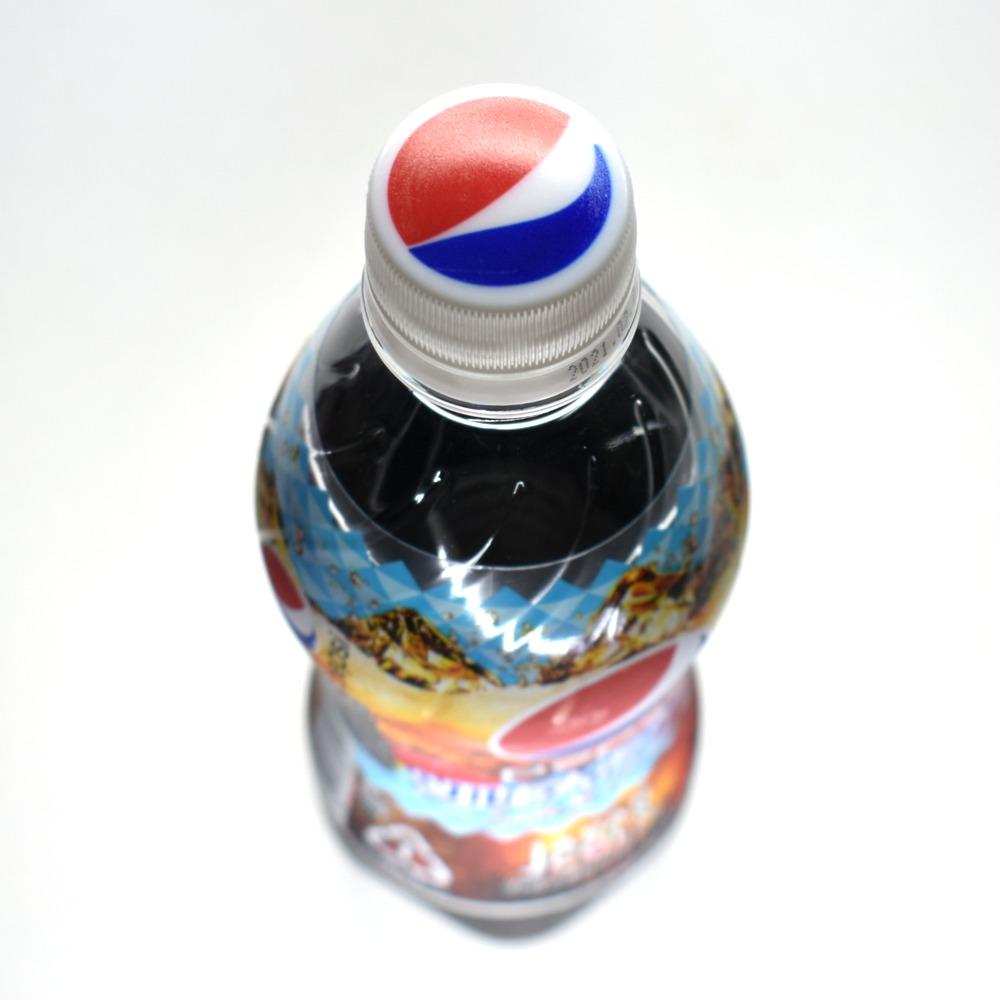 ペプシジャパンコーラ,ソルティライチ,ペットボトルキャップ画像