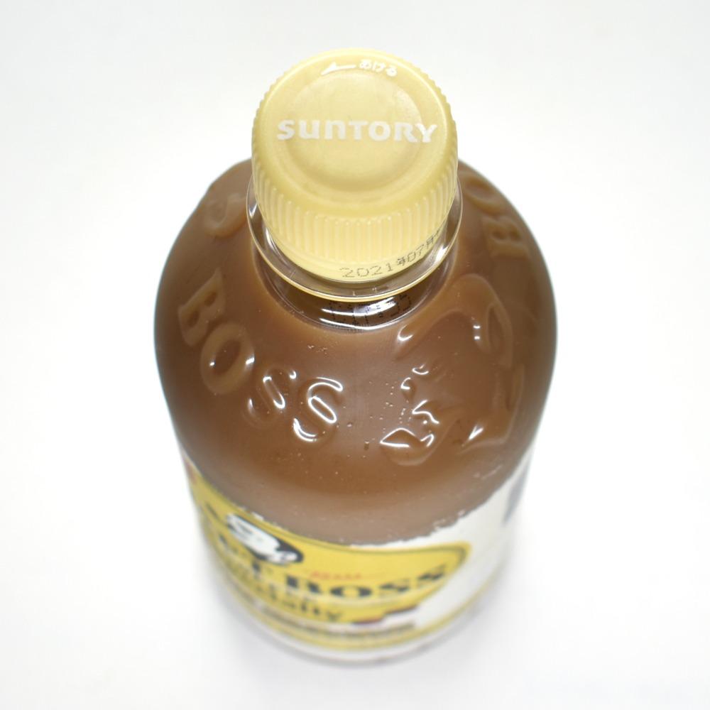 クラフトボス スペシャルティ微糖,ペットボトルキャップ画像