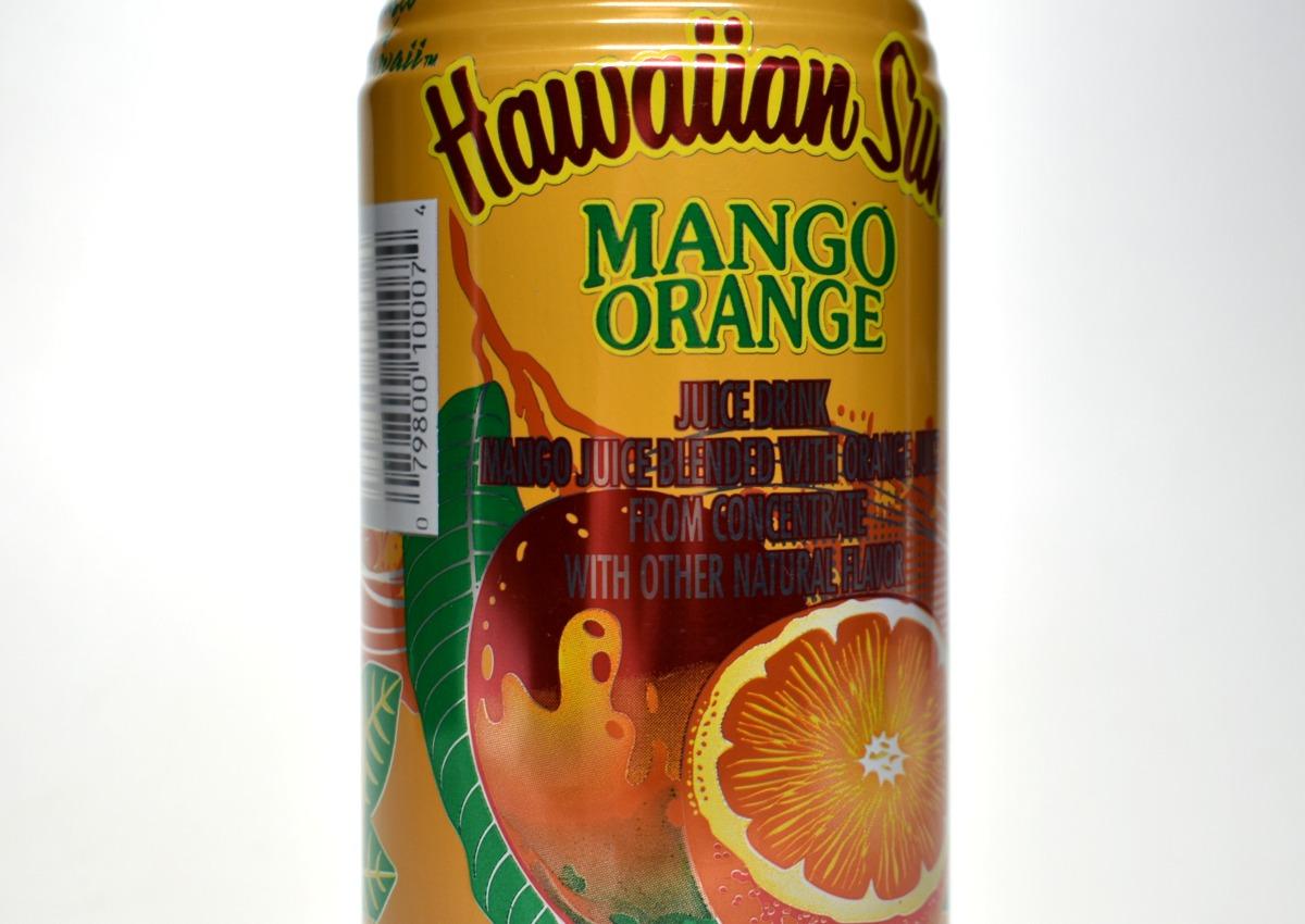 ハワイアンサン,マンゴーオレンジ,Hawaiian Sun,MANGO ORANGE,画像
