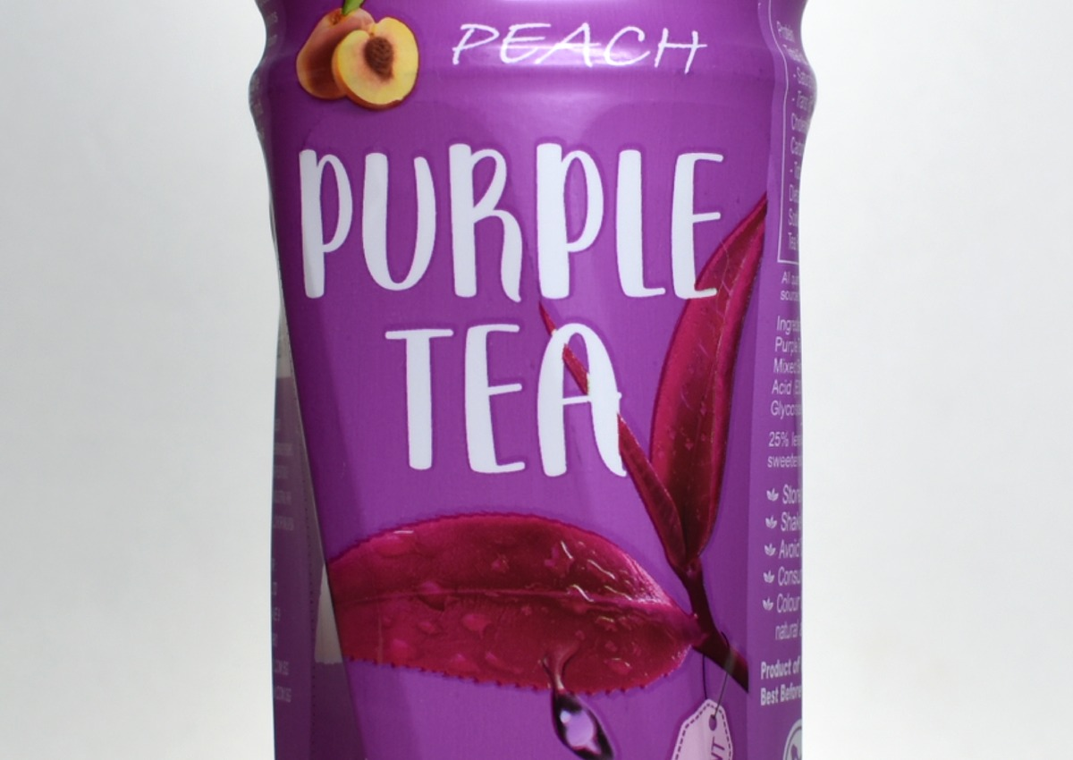 アジアファーム パープルティー,Asia Farm Purple Tea