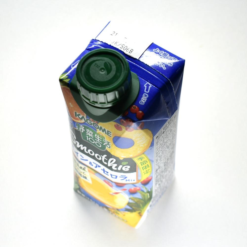 野菜生活100 Smoothieパイン&アセロラMix