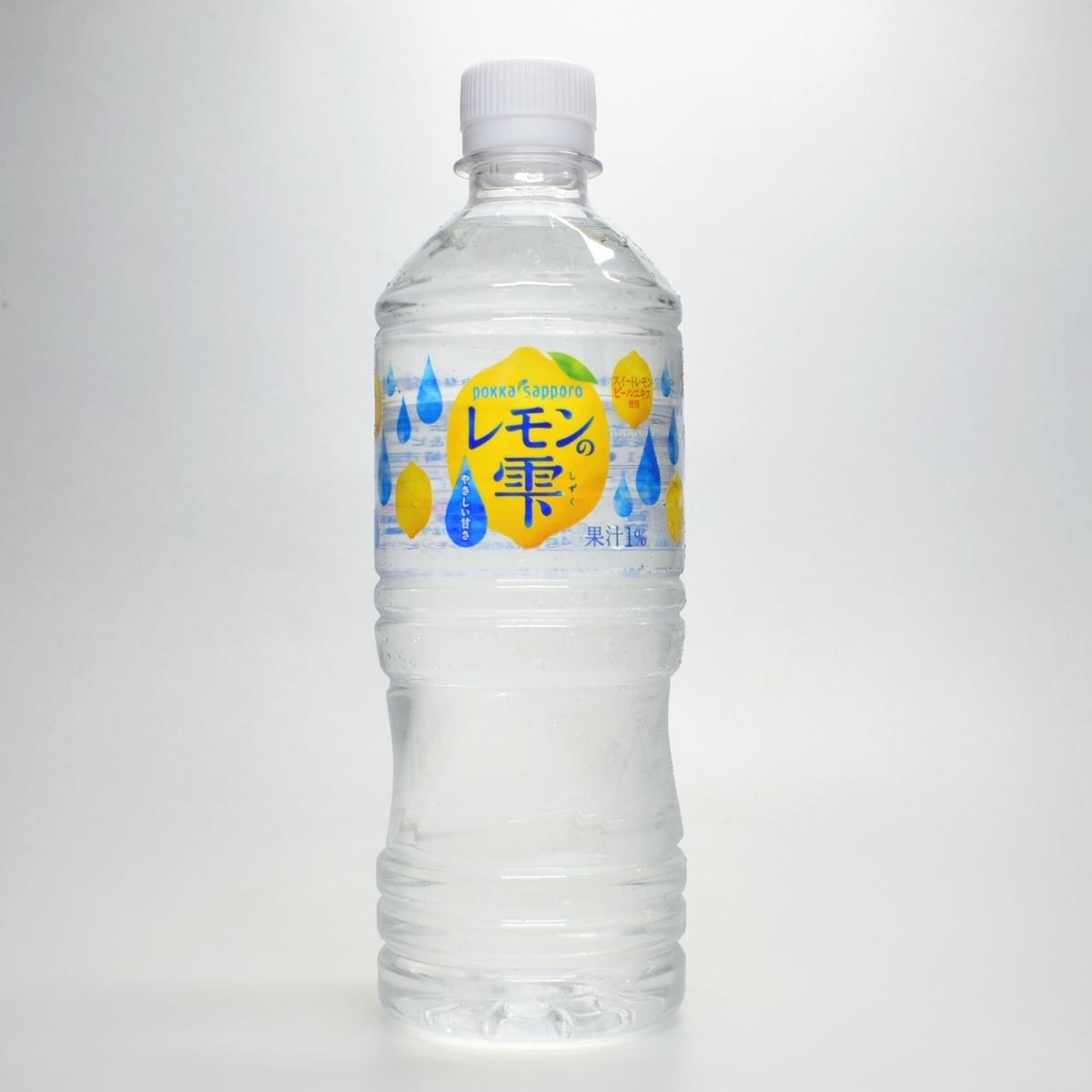 ポッカサッポロ,レモンの雫