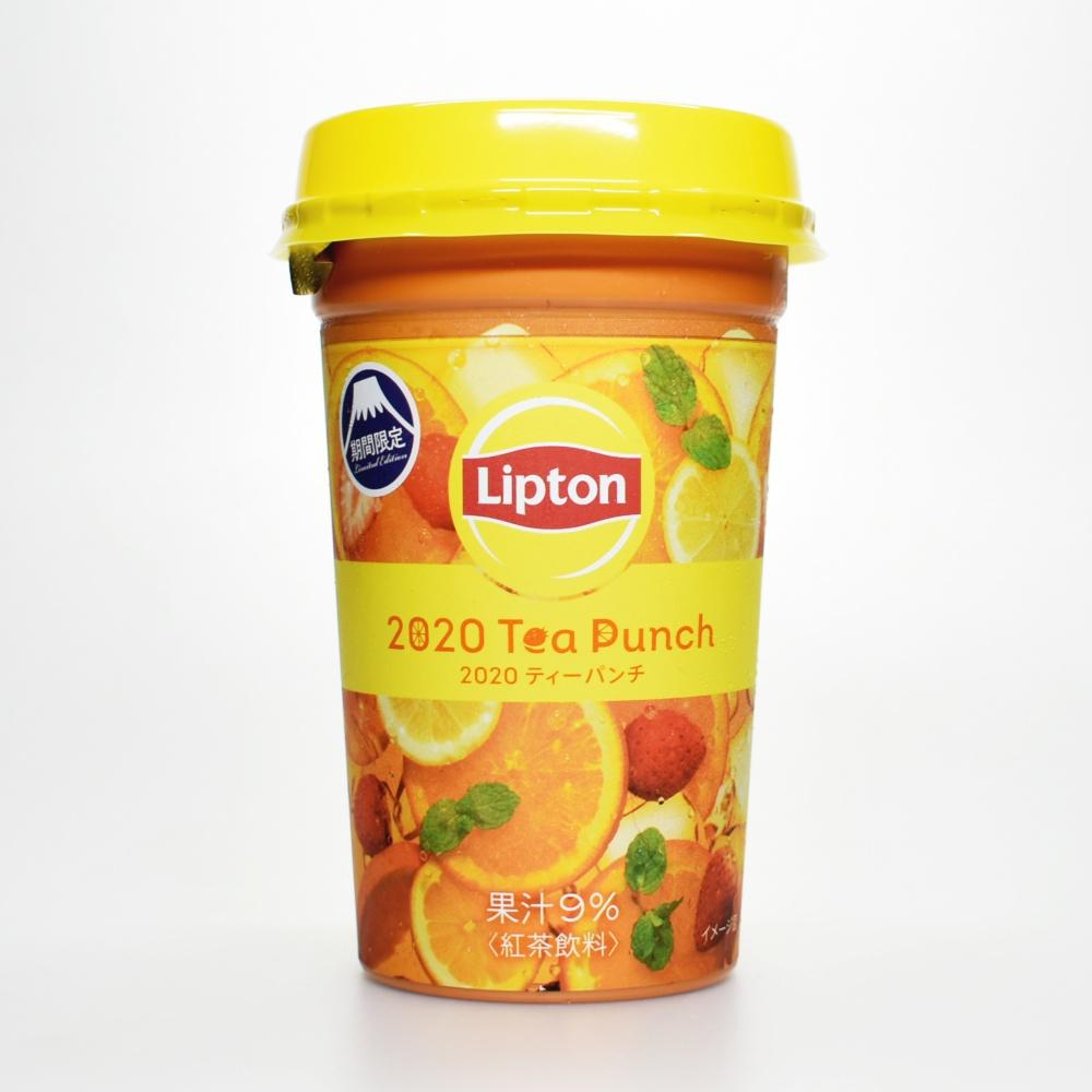 リプトン,2020 Tea Punch,ティーパンチ