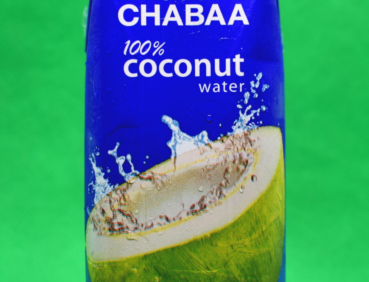 チャバ,chabaa,ココナッツウォーター
