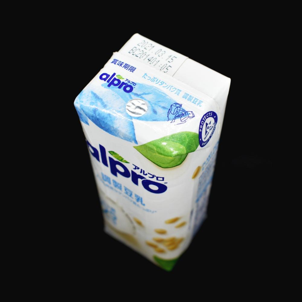ALPRO,アルプロ,調製豆乳