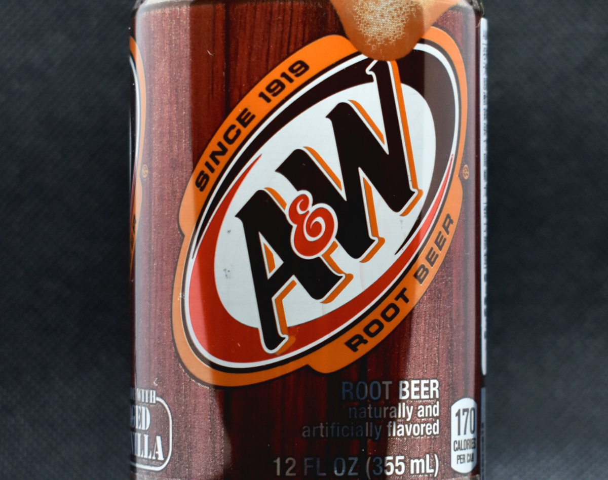 A&W,ルートビア,ROOT BEER