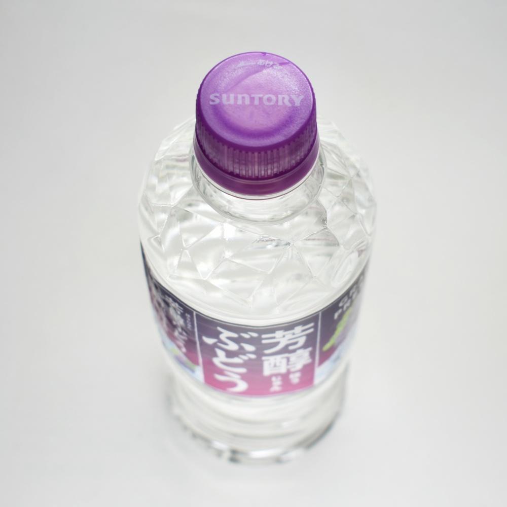 芳醇ぶどう&サントリー天然水