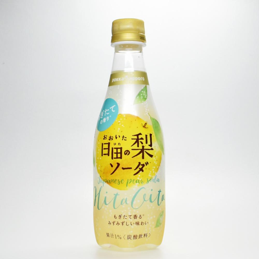 ポッカサッポロ,おおいた日田の梨ソーダ