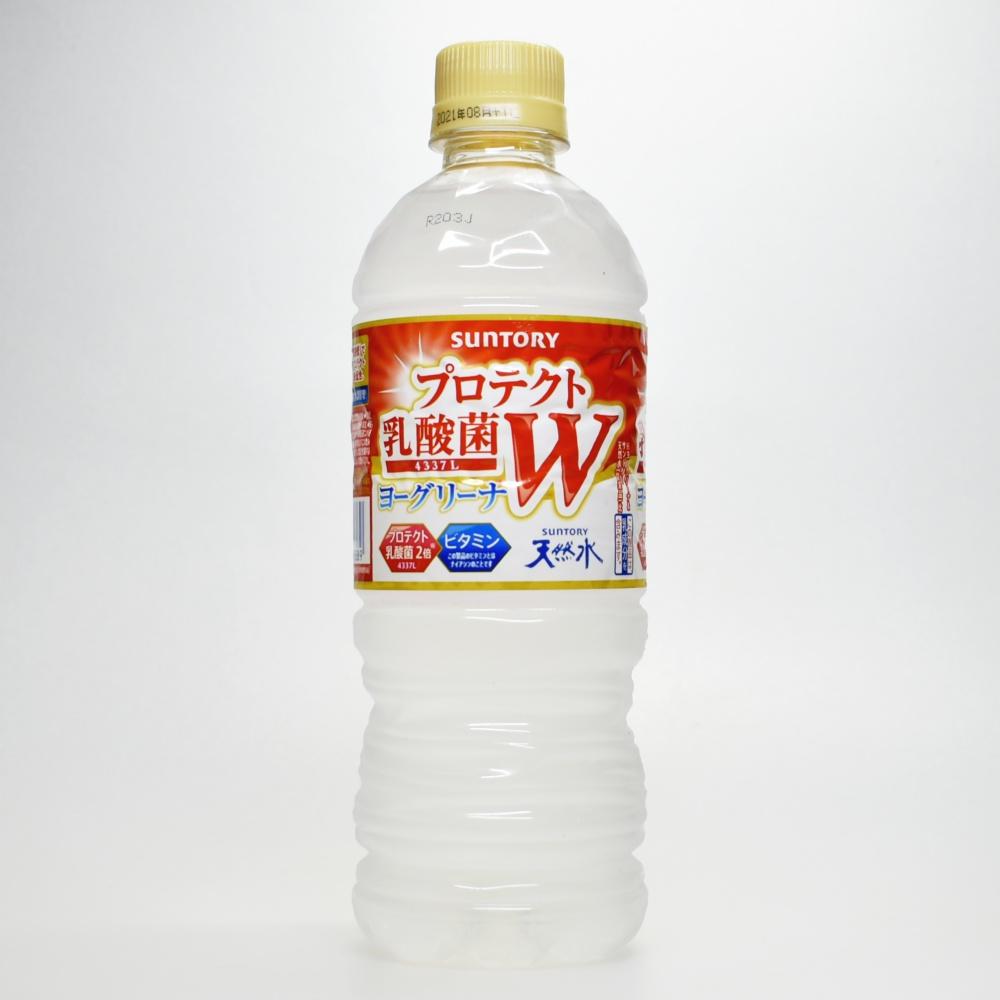 ヨーグリーナ&サントリー天然水 プロテクト乳酸菌W
