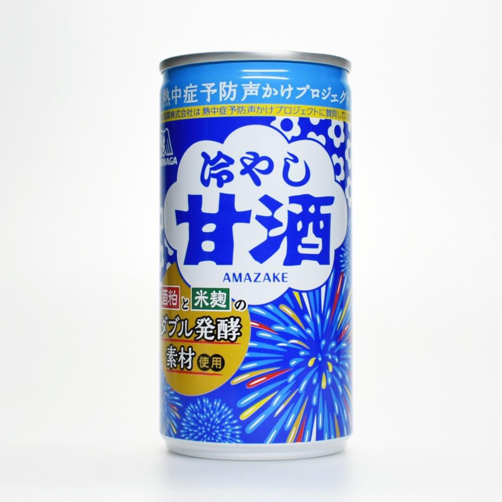 森永製菓,冷やし甘酒