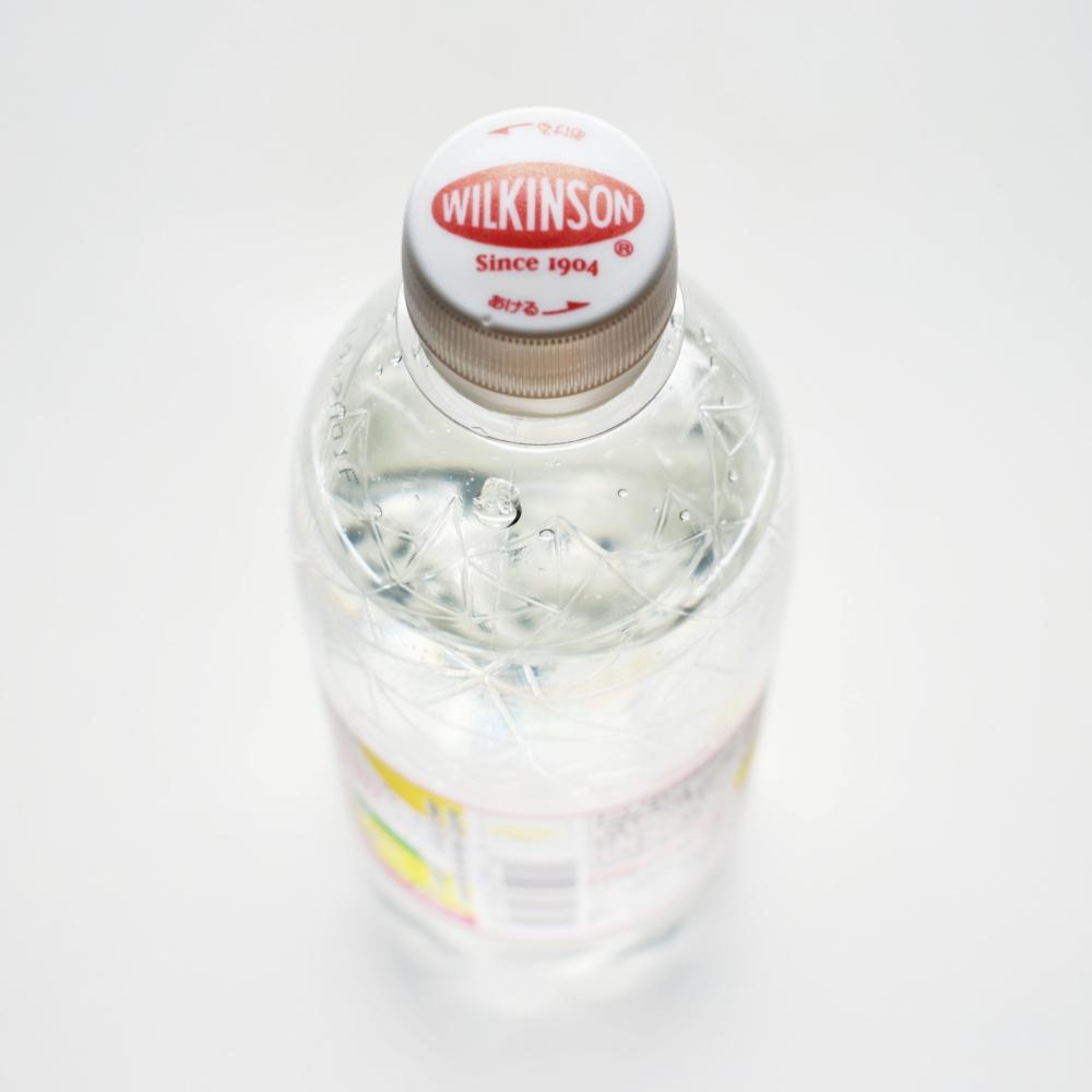 ウィルキンソン タンサン エクストラ ピンクグレープフルーツ,ペットボトルキャップ