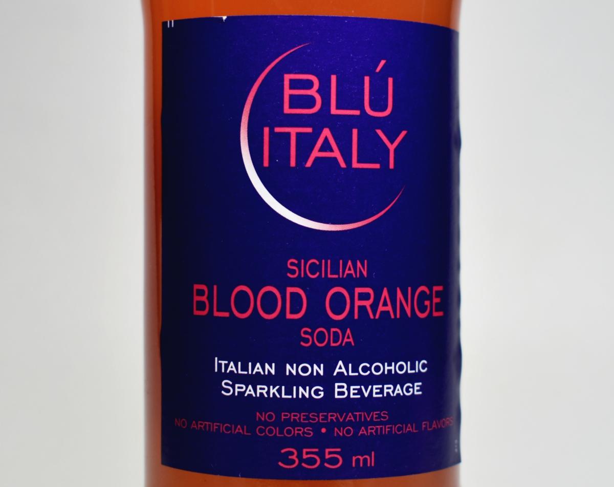 ブルーイタリー シチリアンブラッドオレンジソーダ,BLU ITALY SICILIAN BLOOD ORANGE