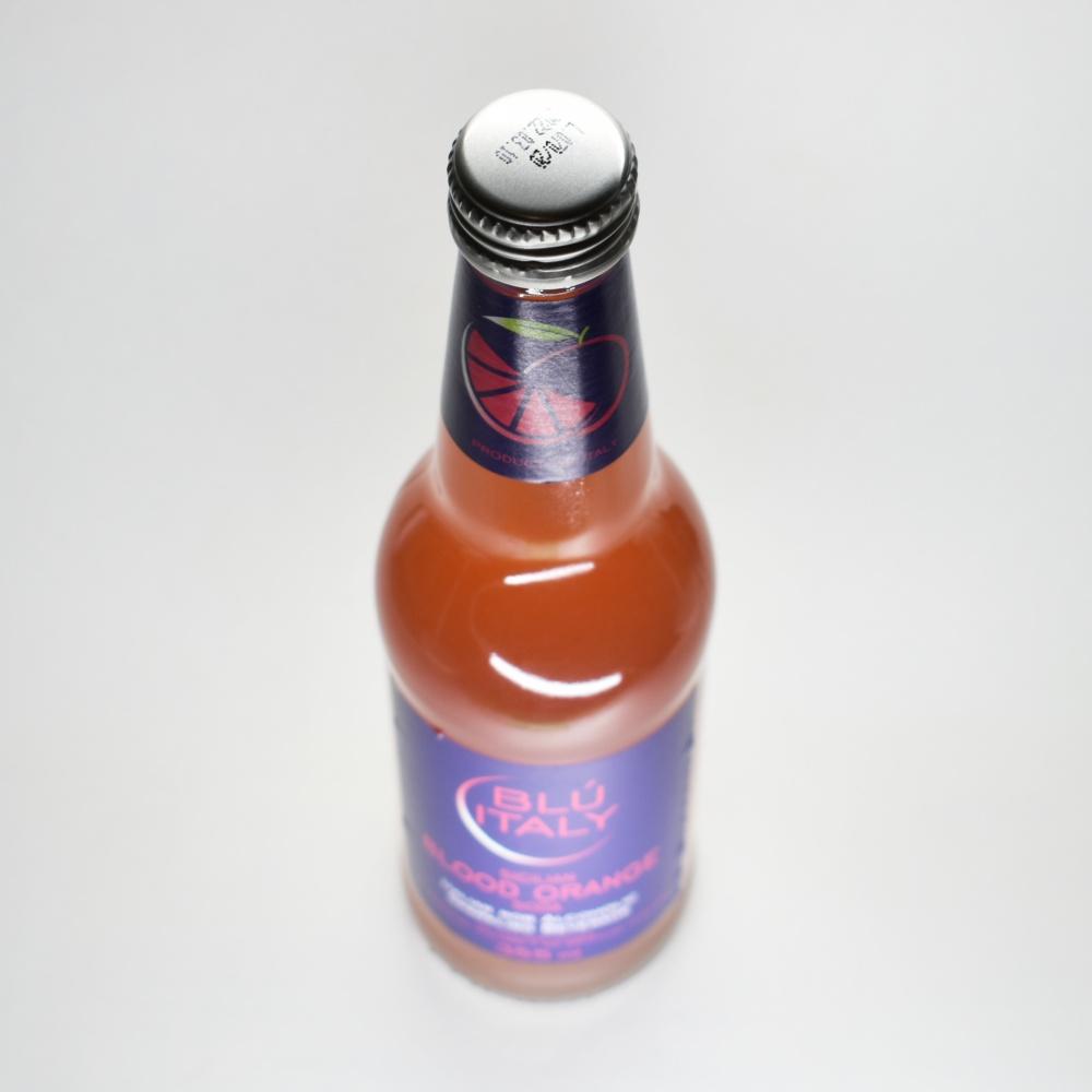 ブルーイタリー シチリアンブラッドオレンジソーダ