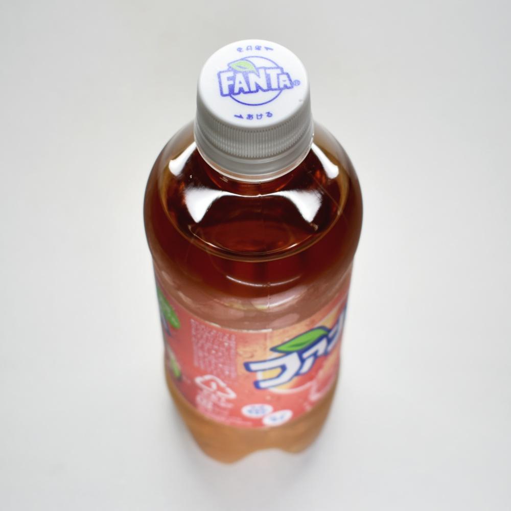 ファンタ芳醇アップル,ペットボトルキャップ