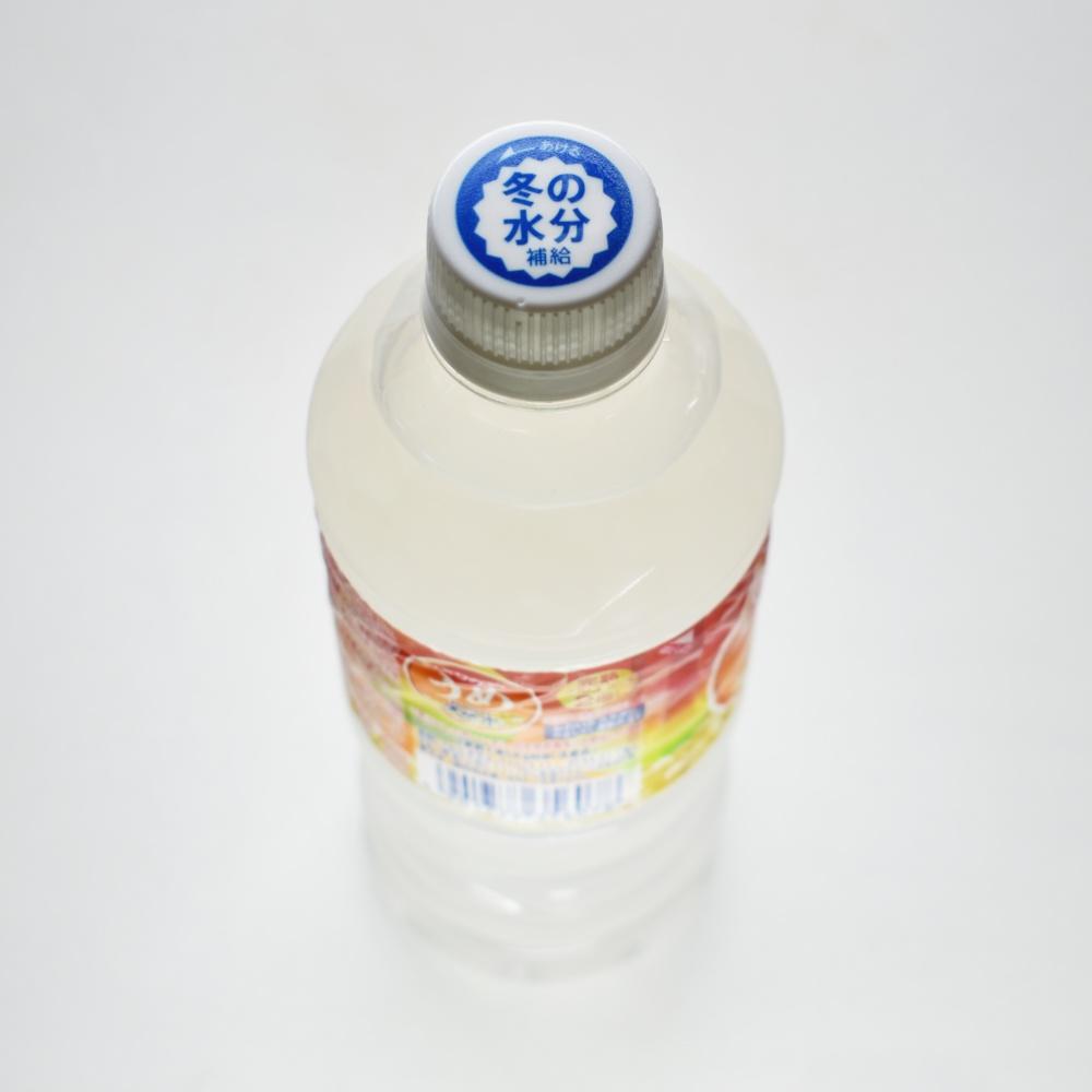 サントリー天然水 はちみつうめ,ペットボトルキャップ