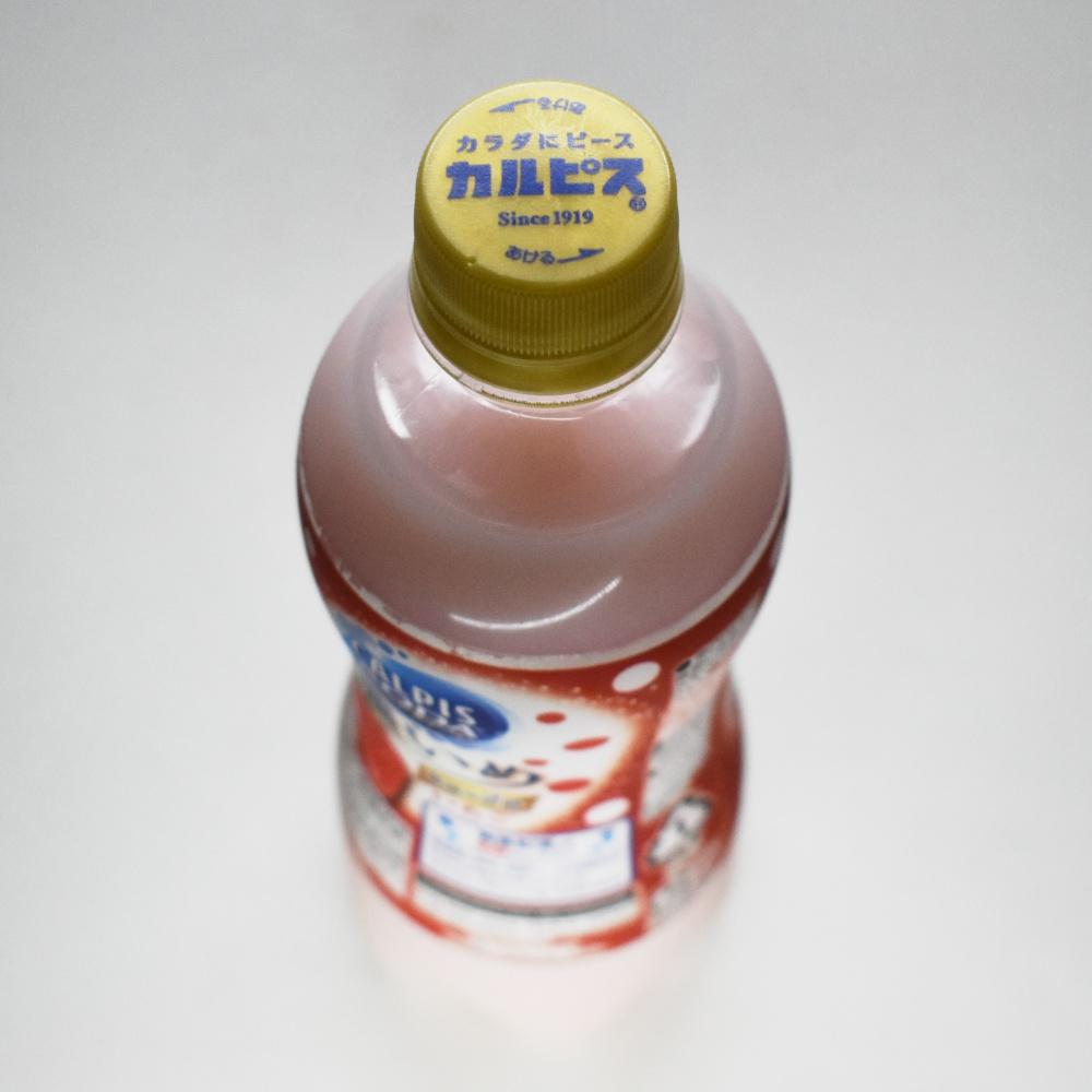 カルピスソーダ 濃いめ いちご,2020年