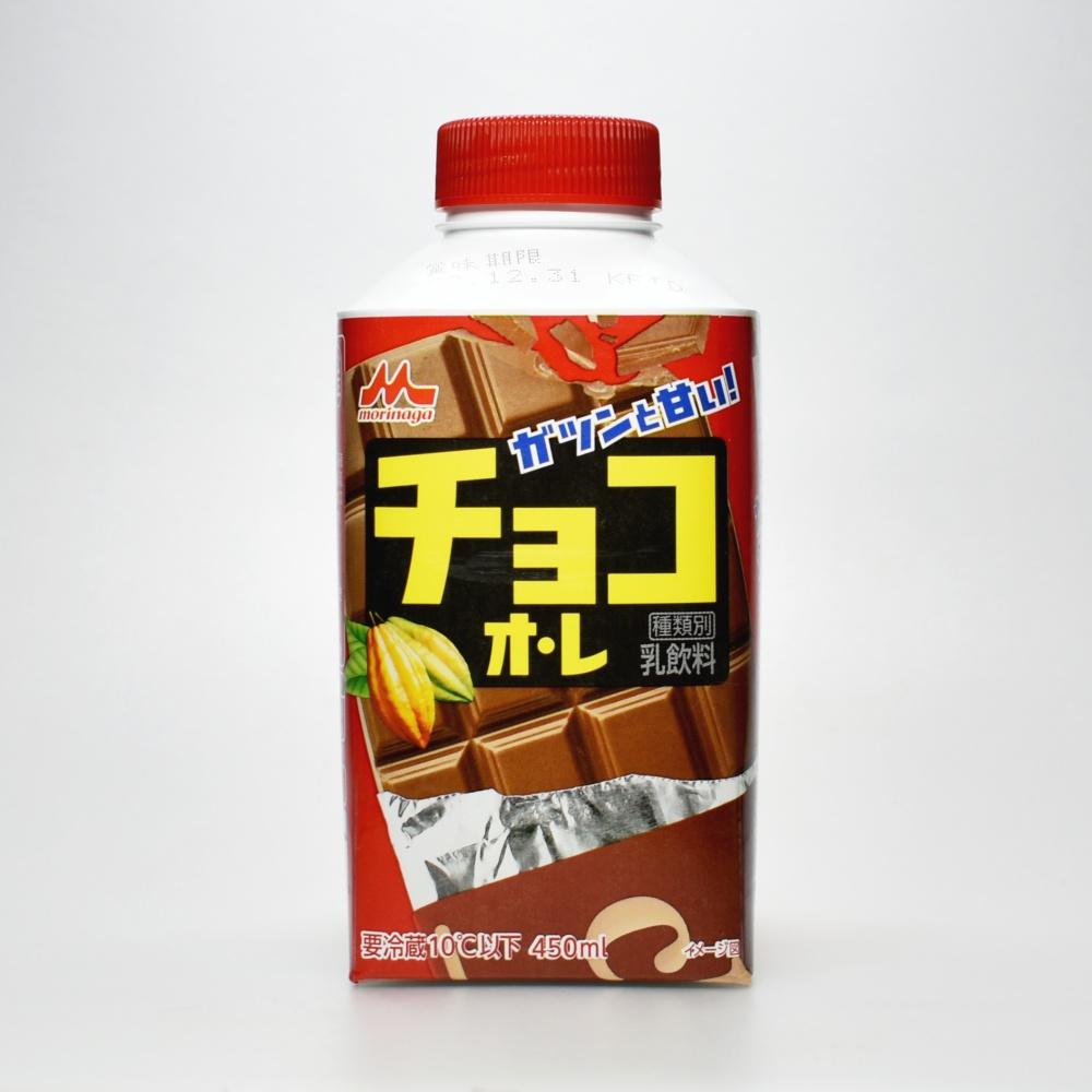 森永乳業,チョコ オ・レ,ガツンと甘い