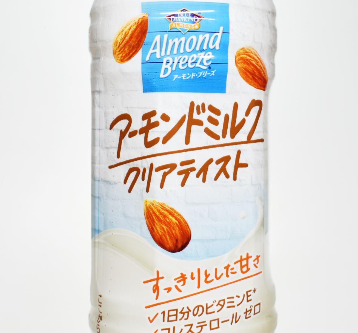アーモンドブリーズ,アーモンドミルククリアテイスト,500mlPET