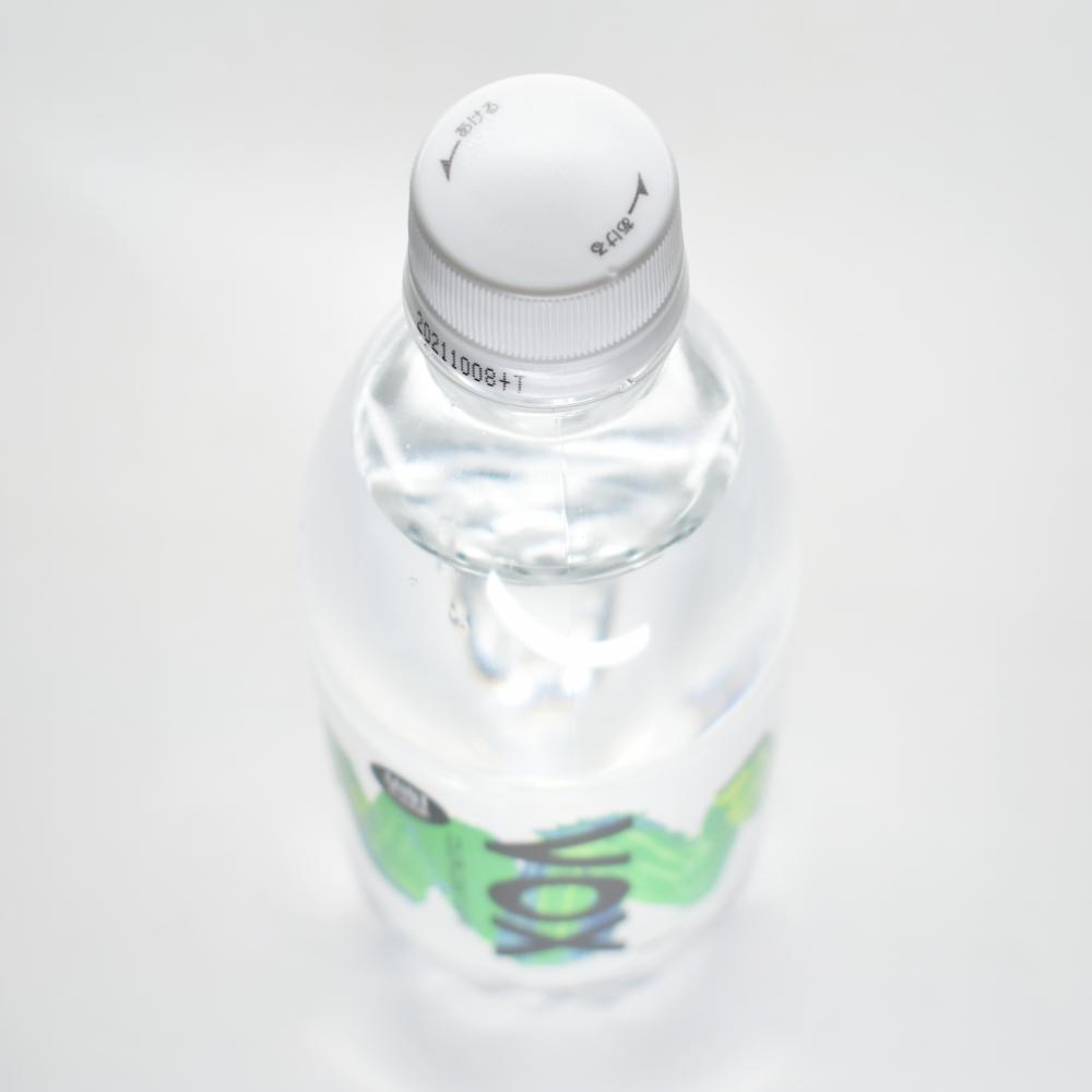 VOXミントフレーバー,ペットボトルキャップ