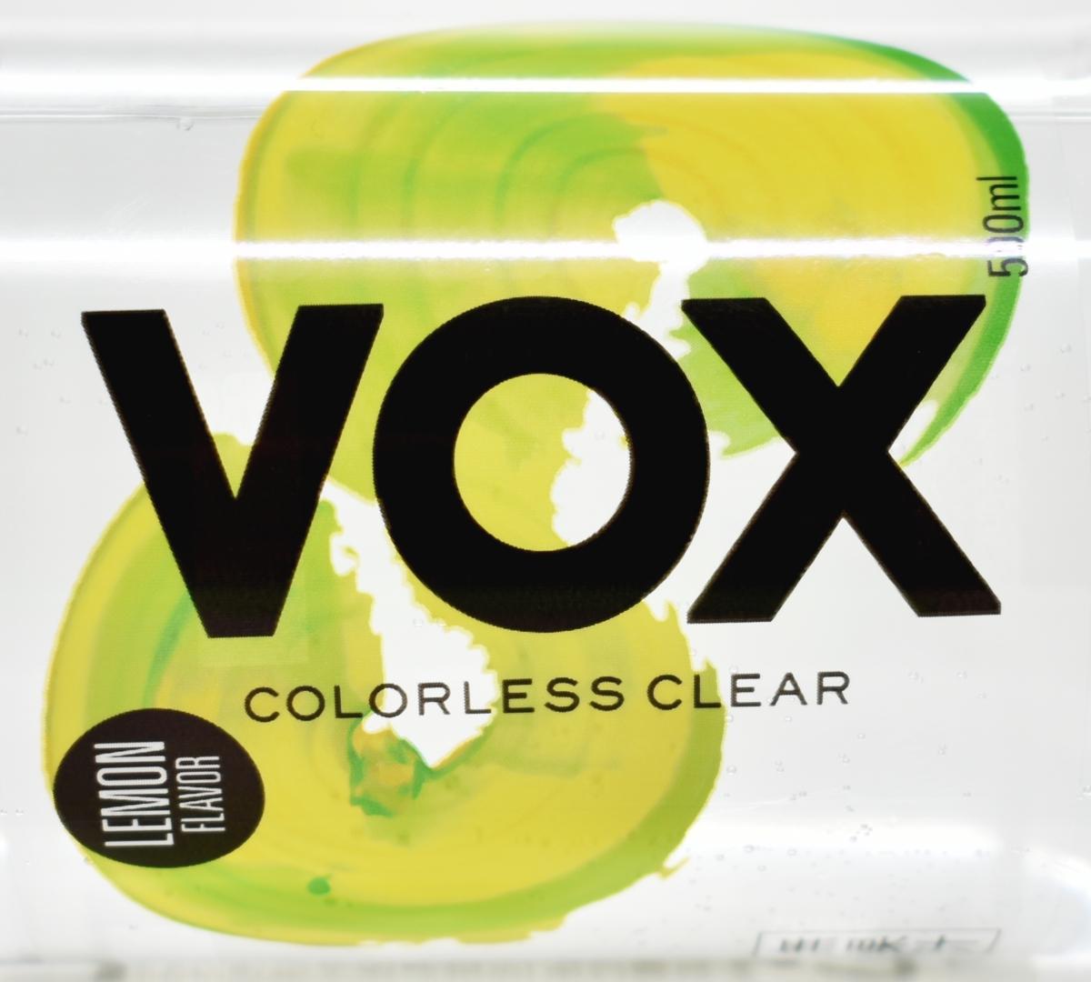 VOXレモンフレーバー