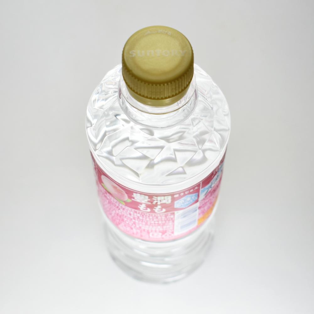 豊潤もも&サントリー天然水,ペットボトルキャップ
