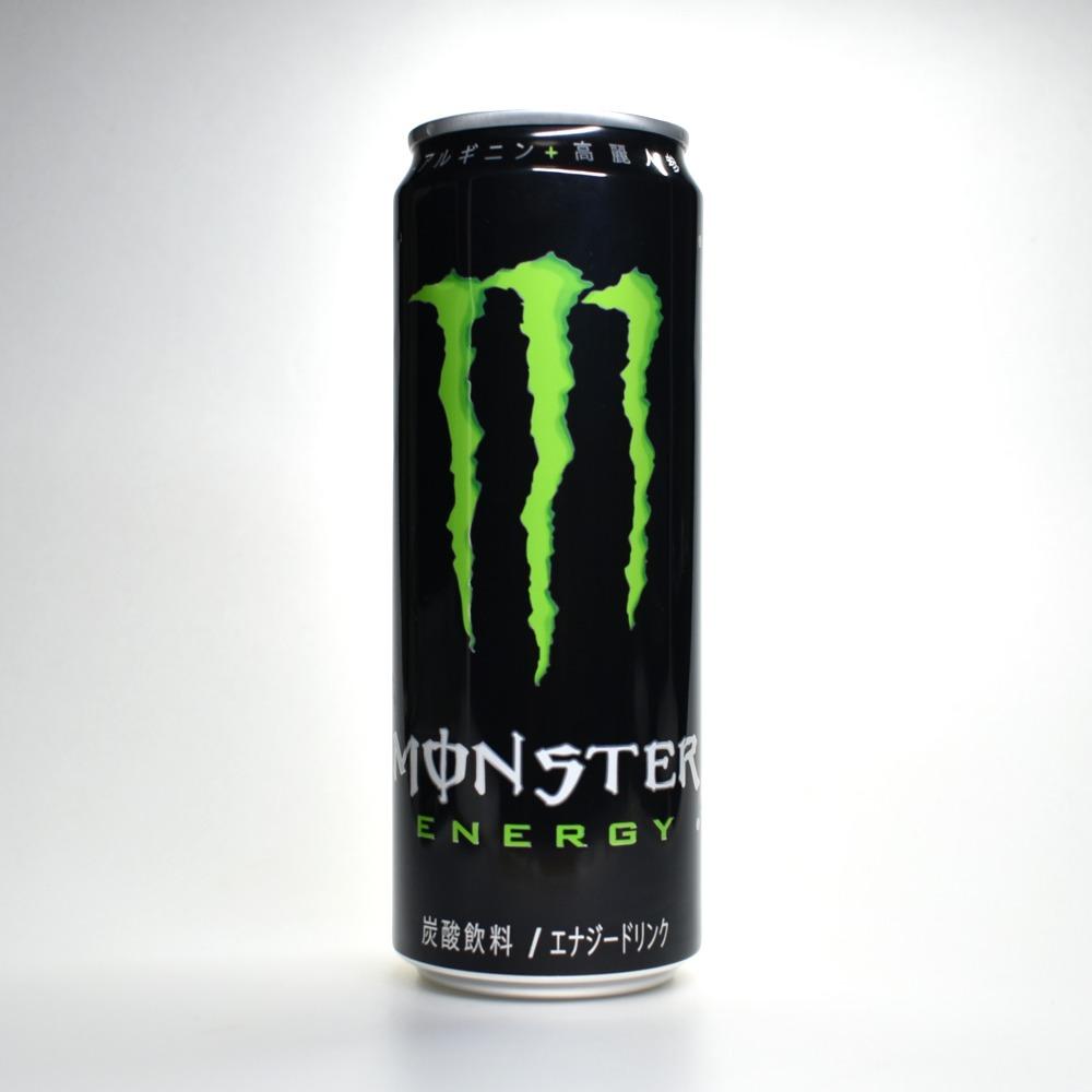 Japanese monster energy