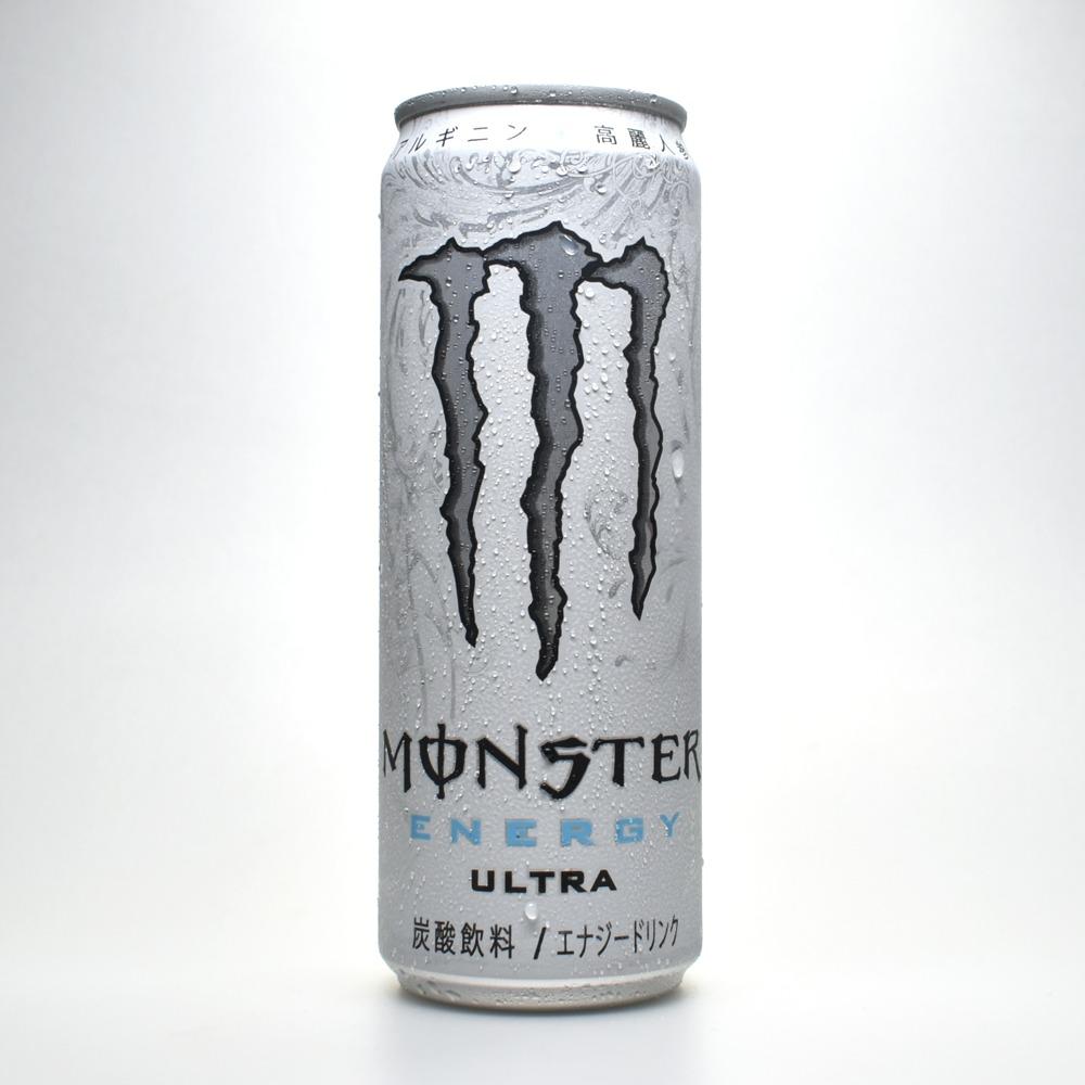 Japanese MONSTER ENERGY ULTA