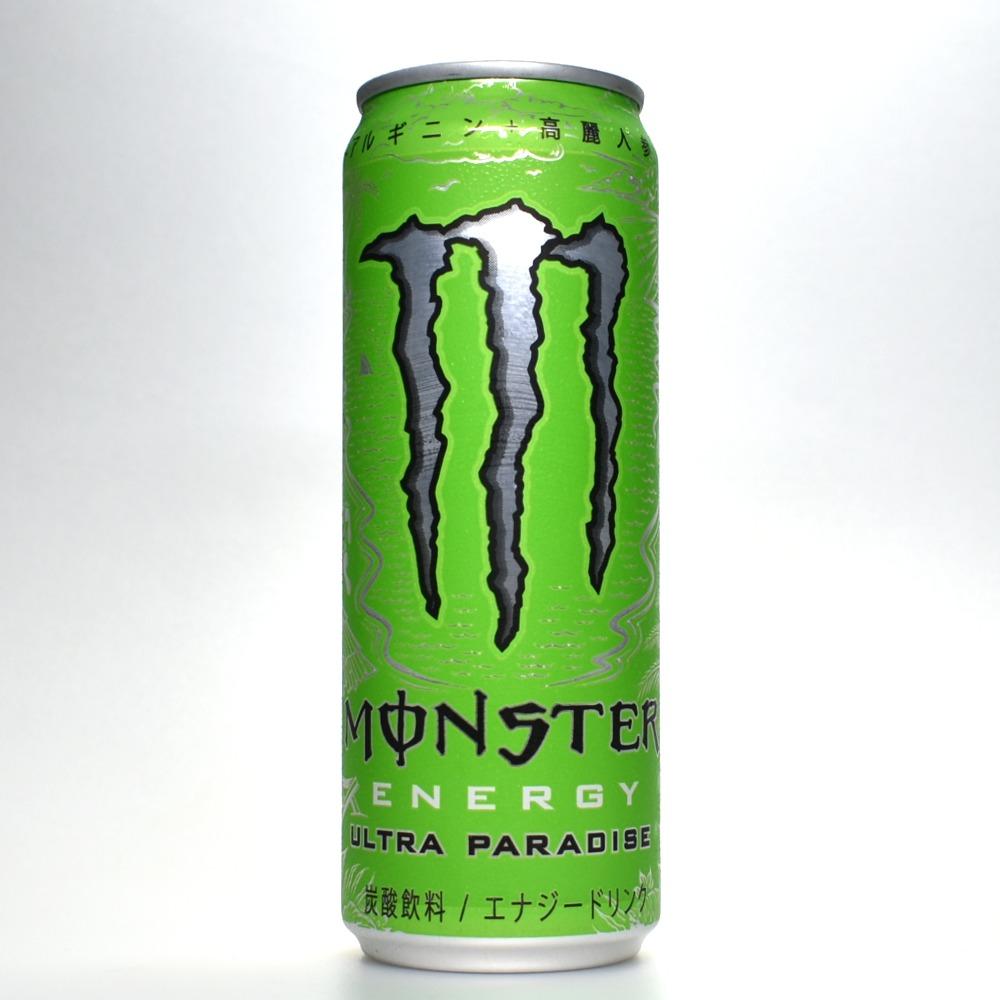 Japanese MONSTER ENERGY ULTRA PARADISE