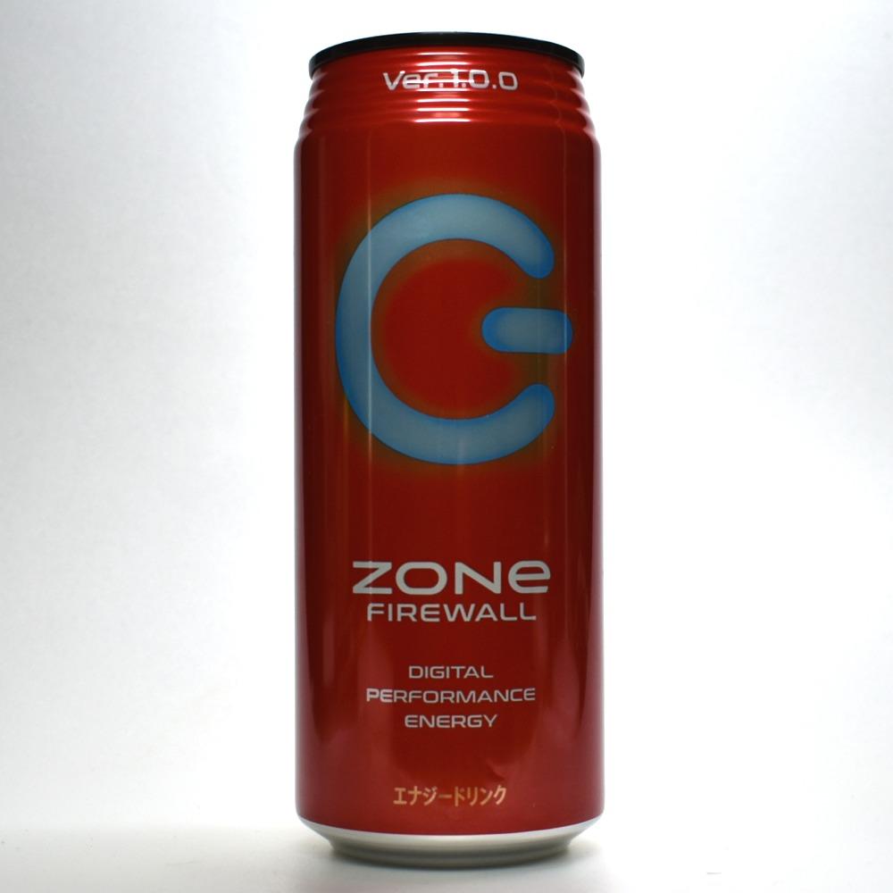 Japanese ENERGY DRINK,Zone FIREWALL DIGITAL PERFORMANCE ENERGY