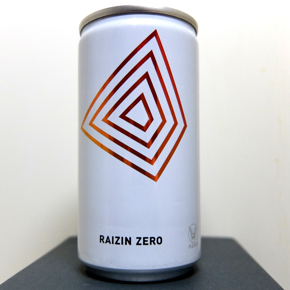Japanese ENERGY DRINK,RAIZIN ZERO
